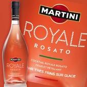 Martini Royale Rosato 75cl