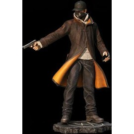Watch Dogs Statuette Pvc Aiden Pearce Execution 27 Cm