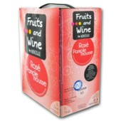 Fruits And Wine Moncigalevin Pamplemousse Bib� 3l
