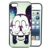 Coque Housse Iphone 4/4s - Mickey Mouse Disney Swag Obey Design