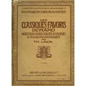 Les Classiques Favoris Du Piano - 3� Volume - N�1046 - Valse En Fa Mineur + Prelude N�3 + Menuet En Si Bemol Majeur + Prelude En Sol Majeur + Pastorale + Finale De 16� Sonate + Soeur ... de th. lack