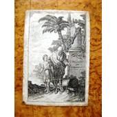 Gravure Vers 1770 Frontispice