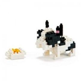 Nanoblock Bulldog Fran�ais