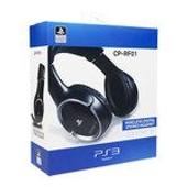 Sony Cp-Rf01 Wireless Digital Stereo Headset (Ps3) - Casque-Micro Sans Fil Pour Gamer