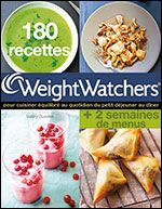 180 recettes Weight Watchers - Tome 1