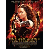 Hunger Games 2 : L'embrasement - Blu-Ray de Lawrence Francis