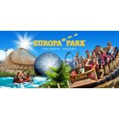 Entr�e Europa Park