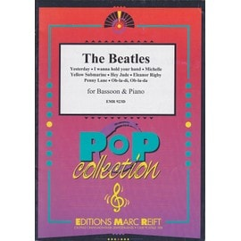 Beatles The - pour basson & piano arr. pour : John Glenesk Mortinmer