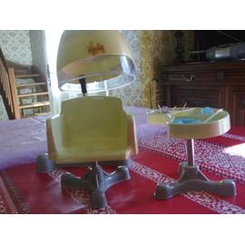 Poupee et salon coiffure poupee salon coiffure pas cher for Nenuco salon de coiffure