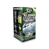 Kit Efface Rayures Finition + Gs27