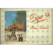 Expo 58. Album-Souvenir de BRUXELLES