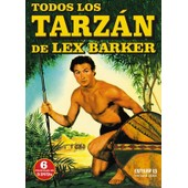 Tarzan - Lex Barker - Box Collection 5 Films de Byron Haskin, Lee Sholem, Cy Endfield, Kurt Neumann