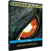 Godzilla - �dition Bo�tier Steelbook - Blu-Ray de Roland Emmerich