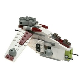 lego star wars republic d 39 occasion 88 vendre pas cher. Black Bedroom Furniture Sets. Home Design Ideas