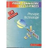 Physique, Technologie, Cm - Cahier De L'�l�ve de Bramand