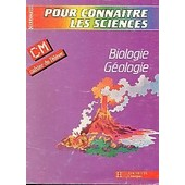 Biologie Geologie Cm - Cahier De L'�l�ve de Collectif