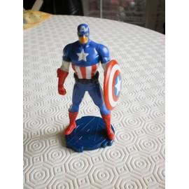 Figurine Marvel Avengers Captain America / Kinder Mpg Ft 3-6 Captain America