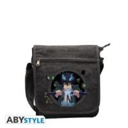 ABYstyle Blue Exorcist - Sac Besace Rin Petit Format