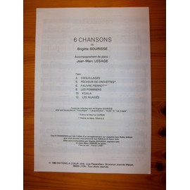 6 Chansons