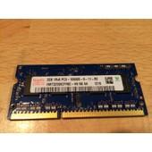 MEMOIREPC PORTABLE HYNIX DDR3 / 2GB 1Rx8 PC3 - 10600S