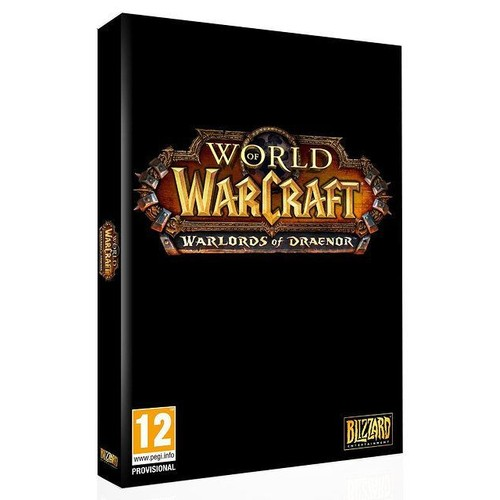 Blizzard World of Warcraft : Warlords of Draenor PC Mac