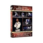 Jiu-Jitsu Br�silien : Techniques D'�tranglements, Finalisations Et Passages De Garde de Christophe Diez