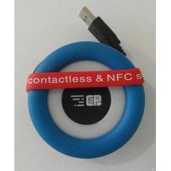Lecteur de cartes sans contact CAPD PROX'N'ROLL PC/SC CONTACTLESS USB