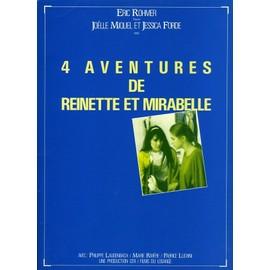 4 Aventures De Reinette Et Mirabelle, Dossier De Presse, Eric Rohmer, Jo�lle Miquel, Jessica Forde