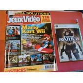 Tomb Raider Underworld X Box 360 + Sa Soluce Compl�te Sur Jeux Vid�o Magazine :Hors- S�rie N.20