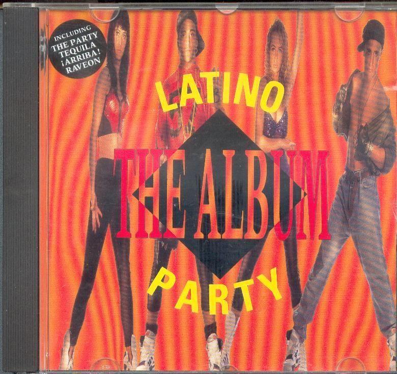 The Album - Latino Party