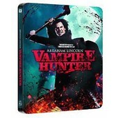Abraham Lincoln: Vampire Hunter - Limited Edition Steelbook de Timur Bekmambetov