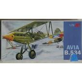 Maquette Kp Avia B534 - 1/72 2