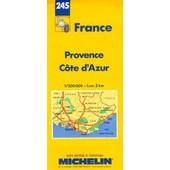 Provence C�te D'azur - 1/200 000 de Collectif