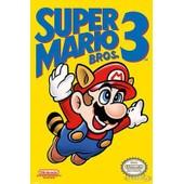 Poster Super Mario Bros. 3