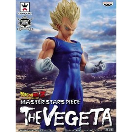 Dragon Ball Z - Figurine Vegeta Super Sayan - Master Stars Piece Collection