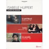 Isabelle Huppert - Actrice De L�gende de Jacques Fansten