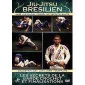 Brazilian Jiu-Jitsu : Les Secrets De La Garde Crochet Et Finalisations de Christophe Diez