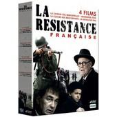 Resistance Fran�aise : La Saison Des Immortelles + Monsieur L�on + La Colline Aux Mille Enfants + La Bataille Du Rail - Pack de Henri Helman