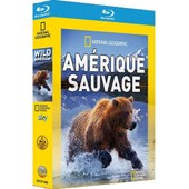 National Geographic - Am�rique Sauvage - Blu-Ray
