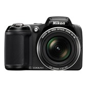 Nikon Coolpix L810 Bridge num�rique 16.1 Mpix - Noir