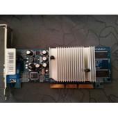 Carte Graphique PC XFX PV-T34K-NTH6 V2.0 GeForce FX5200 128MB DDR VGA Computer