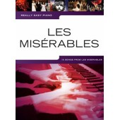 Les Mis�rables Alain Boublil Really Easy Piano