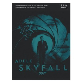 Skyfall - James Bond Theme (Easy Piano)
