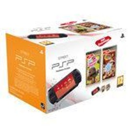 Image Console Sony Psp Street + Little Big Planet + Naruto Shippuden Ultimate Ninja Heroes 2