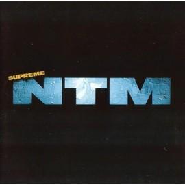 """Supreme NTM - """" Supreme NTM """" -1ère edit° originale avec livret """"poster"""" dépliant & photo différente"""
