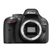 Reflex Nikon D5200 noir + Objectif AF-S VR DX 18-55 mm
