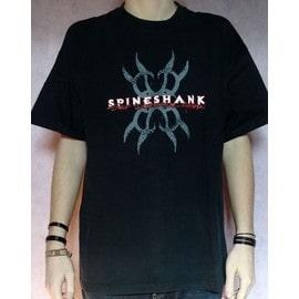 T-shirt SPINESHANK neo metal korn slipknot deftones