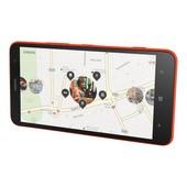 Nokia Lumia 1320 8 Go Orange Mise � jour de Windows Phone OS 8 avec Lumia Black