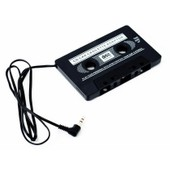CASSETTE ADAPTATEUR AUTORADIO VOITURE IPHONE CD MP3