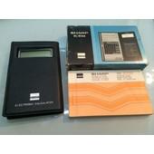 Calculatrice Sharp El-8144